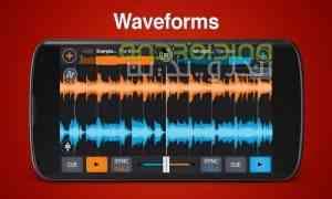 Cross DJ Pro | میکس موزیک در اندروید