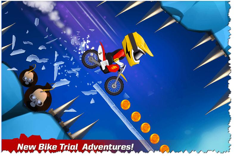 Bike Up! - بازی دوچرخه بالا