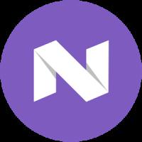 دانلود Nougat Launcher Prime 2.5 لانچر اندروید نوقا برای دستگاه های اندرویدی
