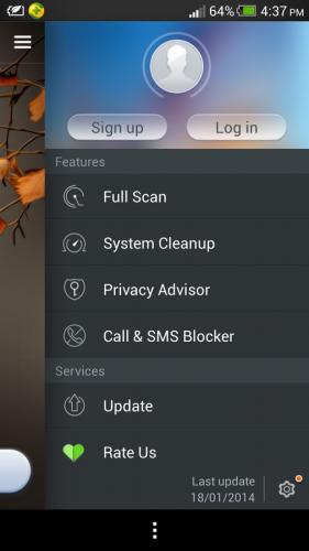 دانلود 360 Security 4.3.3.6981  آنتی ویروس قوی اندروید 1