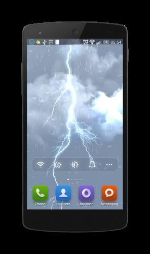 دانلود 3D Parallax Weather v1.0 اطلاعات آب و هوا 2
