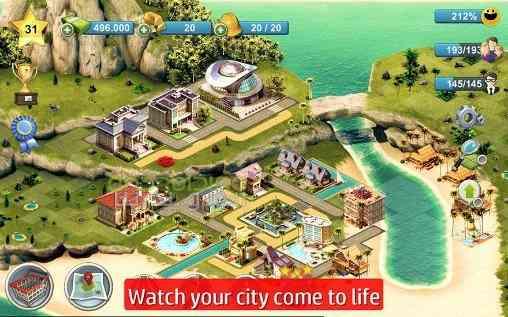 دانلود City Island 4 Sim Town Tycoon 1.6.7 بازی سیتی ایسلند 4 اندروید 2