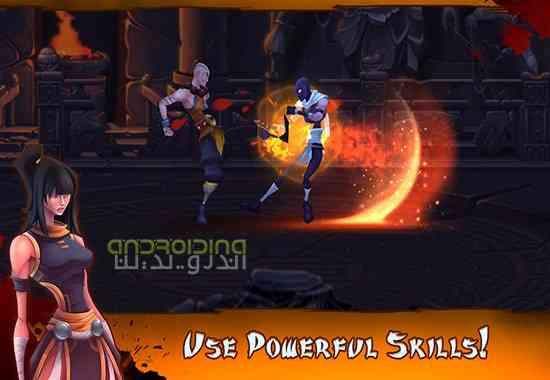 دانلود Fatal Fight 2.0.235 بازی اکشن جنگ کشنده اندروید 1