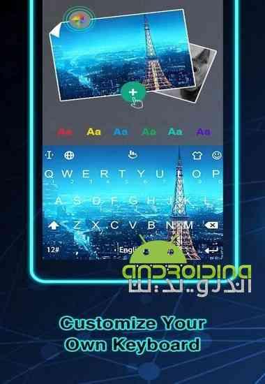 دانلود ABC Keyboard – TouchPal 6.3.0.5 کیبرد حرفه ای برای اندروید 2