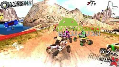 ATV XTrem / Quad - بازی مسابقات موتور چهار چرخ