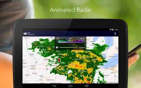 AccuWeather | پیش بینی آب و هوا