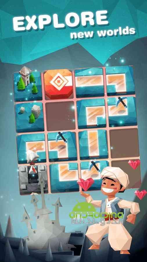 دانلود Adventures in Dreamland 1.0.3 بازی ماجراجویی در رویا اندروید 2