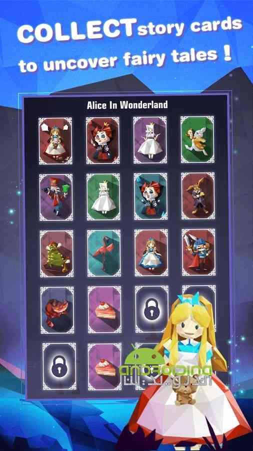 دانلود Adventures in Dreamland 1.0.3 بازی ماجراجویی در رویا اندروید 3