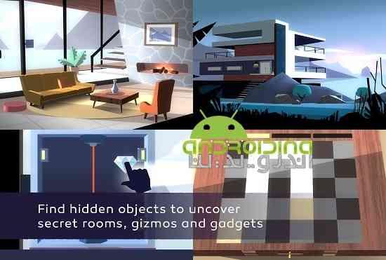 دانلود Agent A: A puzzle in disguise 4.0.0 بازی مامورA: A پازل در پوشه اندروید 3