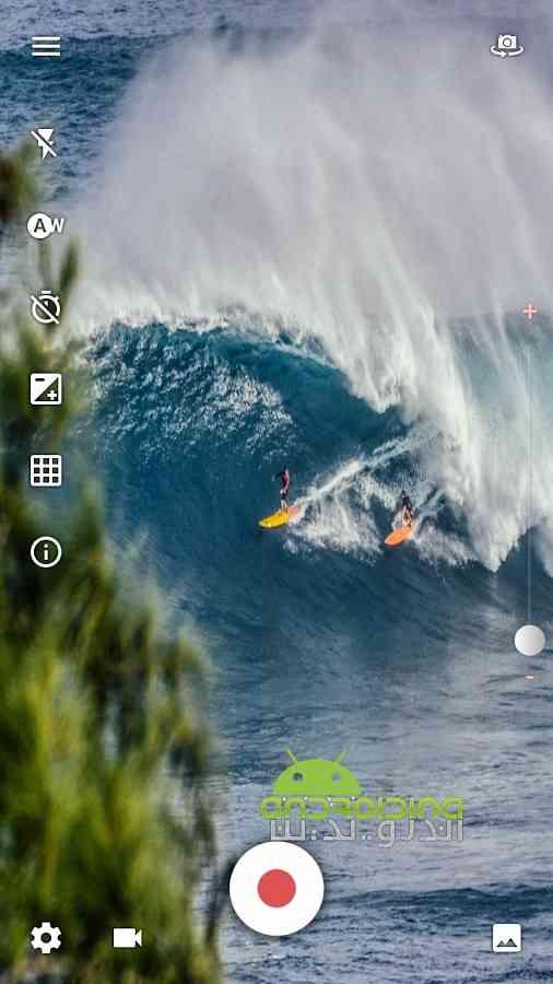 دانلود Alcomra : HD Camera + Filters Pro 2.0.41 نرم افزار دوربین زیبای اندروید 1
