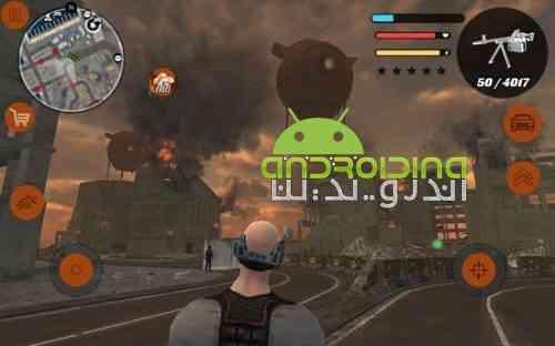 Alien War: The Last Day - بازی جنگ بیگانه: روز آخر