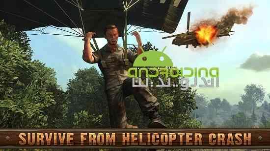 Amazon Jungle Survival Escape - بازی فرار برای بقا در جنگل آمازون