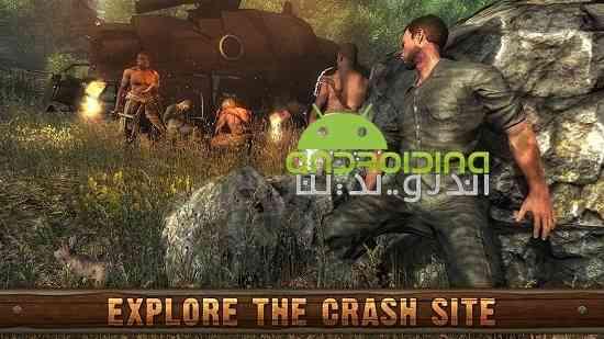 دانلود Amazon Jungle Survival Escape 1.4 بازی فرار برای بقا در جنگل آمازون اندروید 2