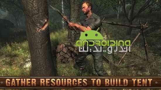 دانلود Amazon Jungle Survival Escape 1.4 بازی فرار برای بقا در جنگل آمازون اندروید 3