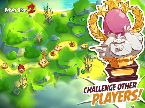 دانلود Angry Birds 2 2.14.0 سری دوم بازی پرندگان خشمگین اندروید + دیتا 4