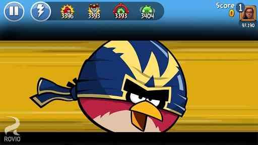Angry Birds Friends | سری جدید پرندگان خشمگین