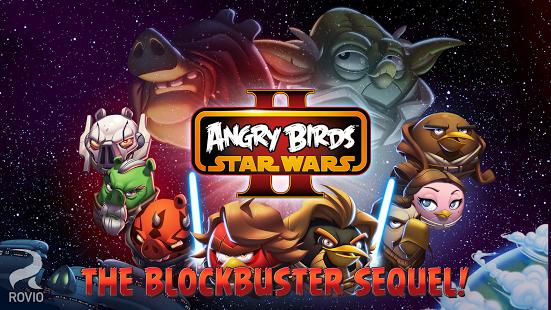 Angry Birds Star Wars II | نسخه دوم بازی انگری بردز جنگ ستارگان 2