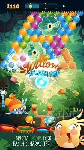 Angry Birds POP Bubble Shooter | بازی پرندگان خشمگین ترکاندن استلا