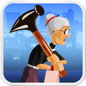 بازی پیرزن عصبانی Angry Gran Best Free Game v1.5.3