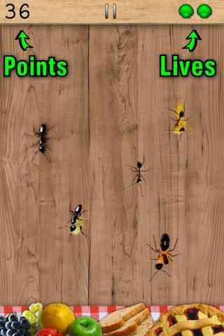 دانلود Ant Smasher 8.30 بازی اعتیاد اور له کردن مورچه ها اندروید 1