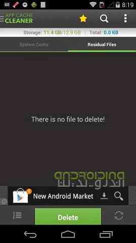 دانلود App Cache Cleaner – 1Tap Clean PRO 6.6.5 پاکسازی فایل های اضافی 2
