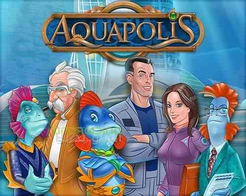 Aquapolis - بازی شهر دریایی