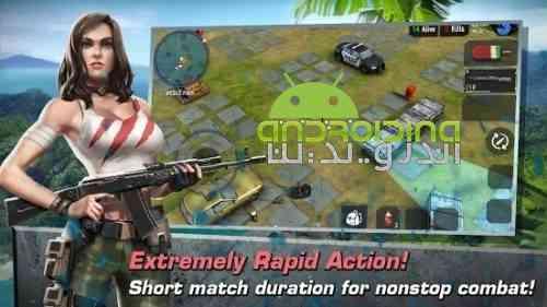 Arena Of Survivors - بازی اکشن عرصه بازماندگان