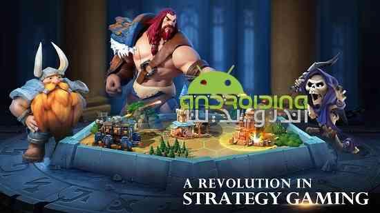 Art of Conquest - بازی استراتژیک هنر پیروزی