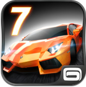 بازی بسیار زیبای ماشین سواری Asphalt 7 HD v1.0