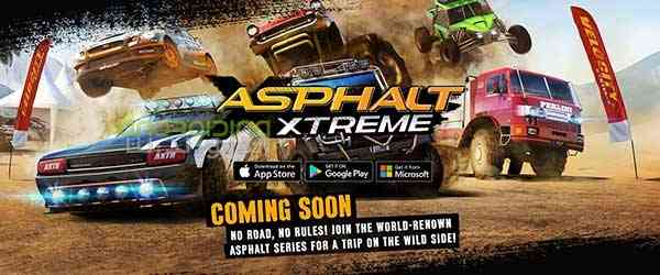 Asphalt Xtreme - بازی آسفالت 9 اکستریم گیم لافت اندروید