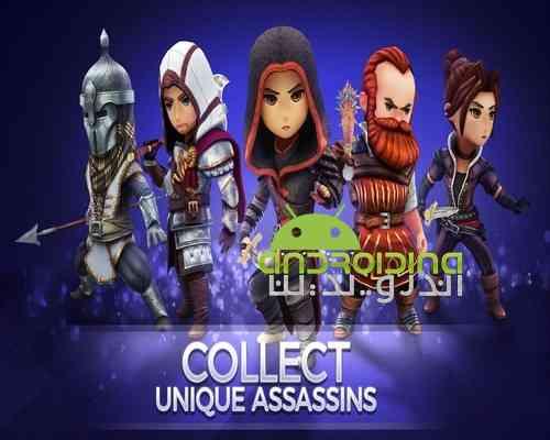 """دانلود Assassin's Creed Rebellion 1.2.0 بازی """"اساسین کرید:شورش"""" اندروید 1"""