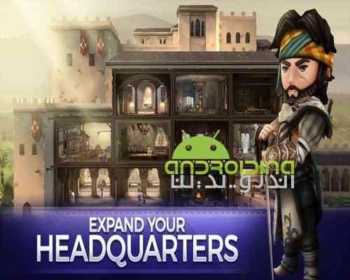 """دانلود Assassin's Creed Rebellion 1.2.0 بازی """"اساسین کرید:شورش"""" اندروید 2"""