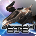 بازی فضایی با گرافیک Asteroid 2012 3D v2.1.5