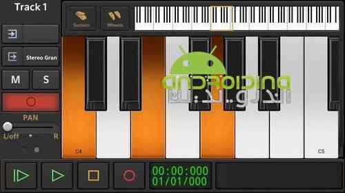 دانلود Audio Evolution Mobile Studio 4.4.3 ویرایش و ضبط حرفه ای صدا در اندروید 4