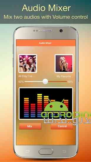 دانلود Audio MP3 Cutter Mix Converter PRO 1.42 ویرایشگر حرفه ای موسیقی اندروید 4