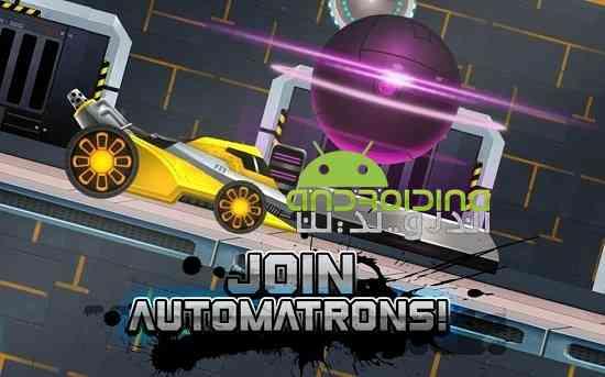 Automatrons: Shoot and Drive - بازی اتوماترونز: شلیک و رانندگی