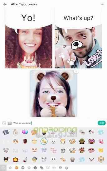 دانلود B612 – Selfie from the heart 5.3.1 نرم افزار عکاسی حرفه ای اندروید 2
