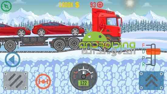 BEST TRUCKER - بازی بهترین راننده کامیون