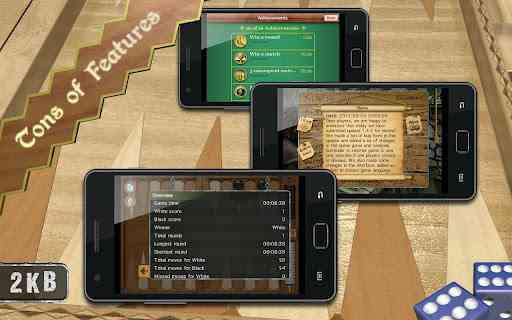 Backgammon Masters | بازی بسیار زیبای تخته نرد