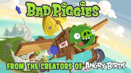 Bad Piggies - سری جدید بازی های AngryBirds
