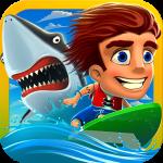 دانلود Banzai Surfer v1.1.1 بازی سرگرم کننده موج سوار