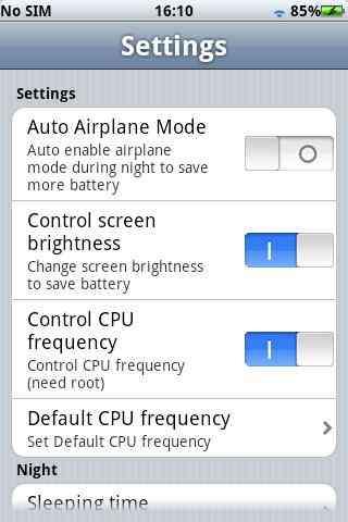 Battery Saver Pro 2.0.8