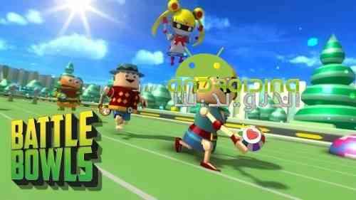 Battle Bowls - بازی ورزشی نبرد طاس ها