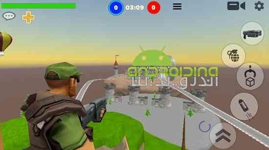 BattleBox - بازی اکشن سرگرم کننده نبرد جعبه ای