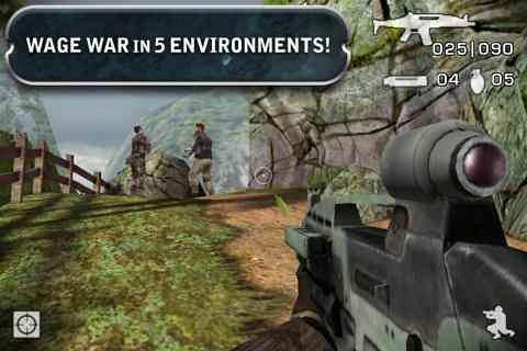 Battlefield Bad Company 2 - بازی اکشن و جنگی بتلفید 2 اندروید