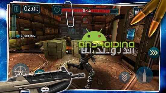 دانلود Battlefield Combat Black Ops 2 5.1.7 بازی مبارزان سیاه در میدان نبرد 2 اندروید 4
