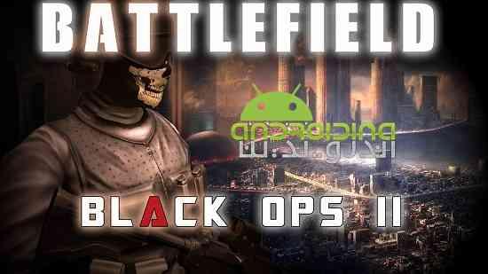 Battlefield Combat Black Ops 2 - بازی مبارزان سیاه در میدان نبرد 2
