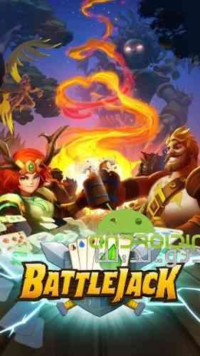 Battlejack: Blackjack RPG - بازی نبرد جک: چک سیاه