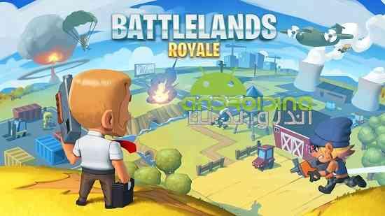 Battlelands Royale - بازی اکشن زمین های نبرد رویال