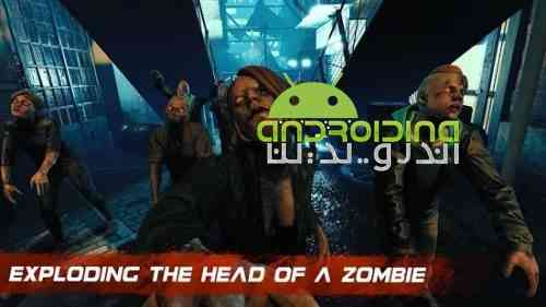 Battlelands Survival - Dead Royale Zombie Shooting - بازی نبرد بقای سرزمین
